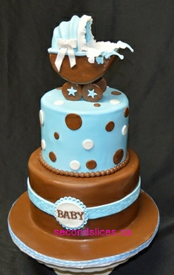 wedding cakes and cupcakes edmonton baby shower cakes 23789